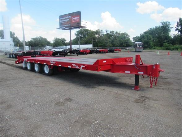 2020 Talbert 25 TON TRI AXLE   W/ AIR LIFT