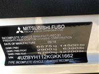 2019 MITSUBISHI FUSO FE140