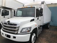 Used 2017HINO268A for Sale