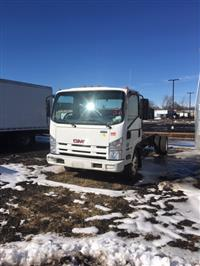Used 2009GMCW5500 for Sale