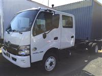 New 2020 Hino 195DC for Sale