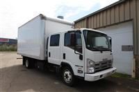 Used 2014 Isuzu NQR DC for Sale