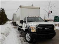 2012 Ford F450