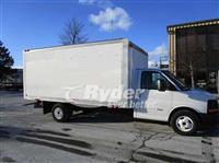 2012 Chevrolet CG31903 EXPRESS COMM