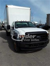 2010 Ford F450