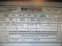 2006 Manac 53/162/102