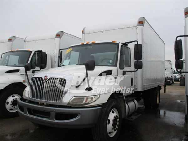 2012 International 4300LP