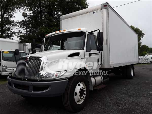 Box Trucks For Sale in Pennsylvania