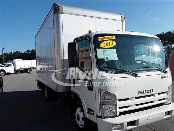 2014 Isuzu Npr Hd Box Truck Atlanta Ga