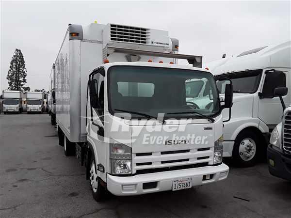 Box Trucks For Sale in California