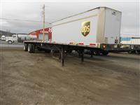 Used 2001 Great Dane combo flatbed for Sale