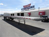 New 2020 East aluminum flatbed for Sale