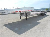 Used 2013 East aluminum stepdeck for Sale