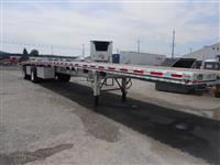 Used 2016 East Beast II aluminum flatbed for Sale