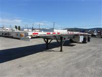 Used 2005 Benson Aluminum Flatbed for Sale