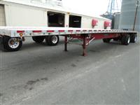 Used 2013Wilsoncombo flatbed for Sale