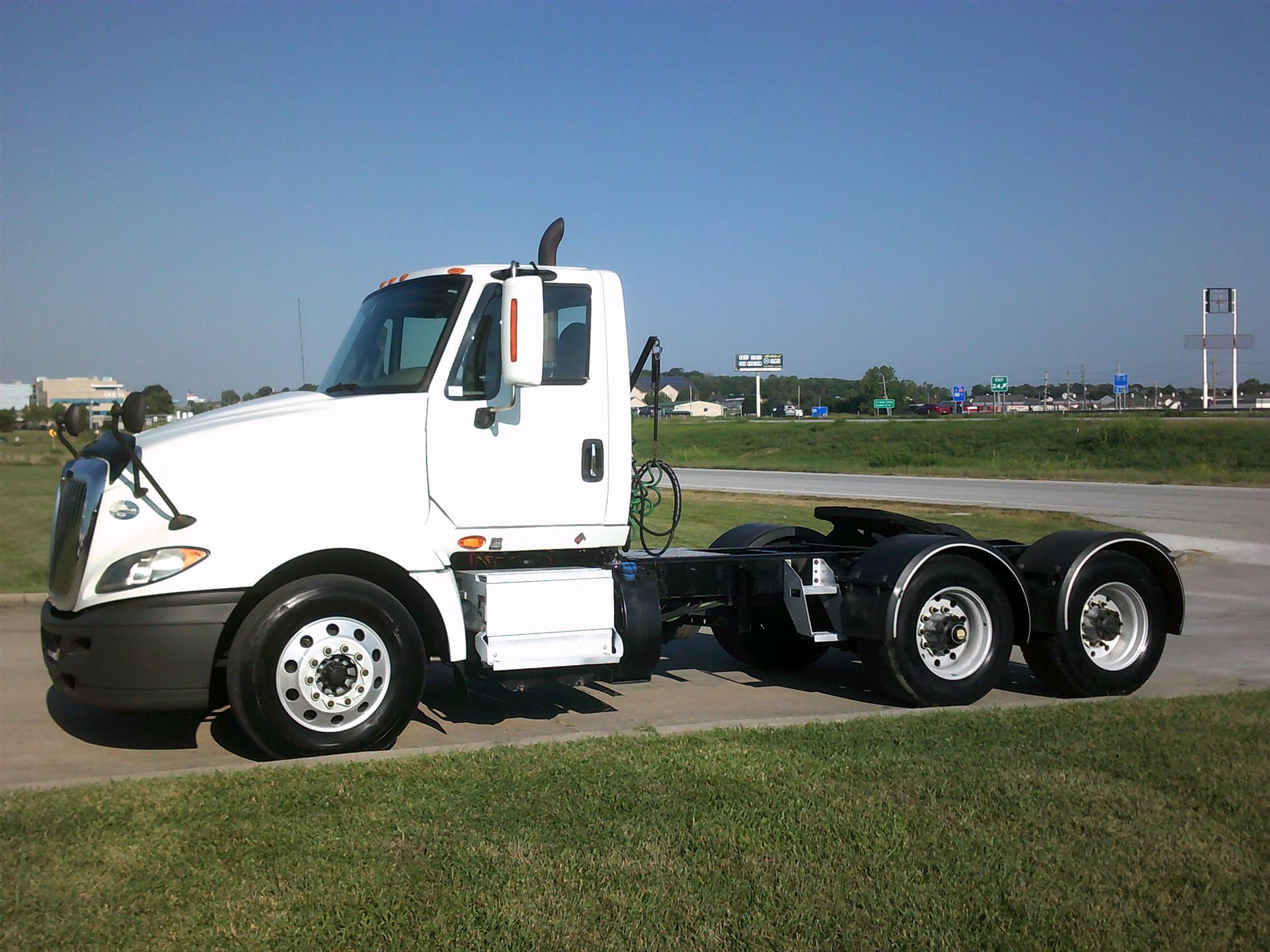 2015 International Prostar + Eagle
