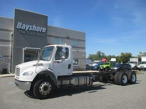 2012 FREIGHTLINER M2 CAB CHASSIS TRUCK #655495