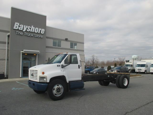 2004 CHEVROLET C8500 CAB CHASSIS TRUCK #556258