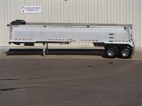 2007 Vantage Frameless Aluminum End Dump