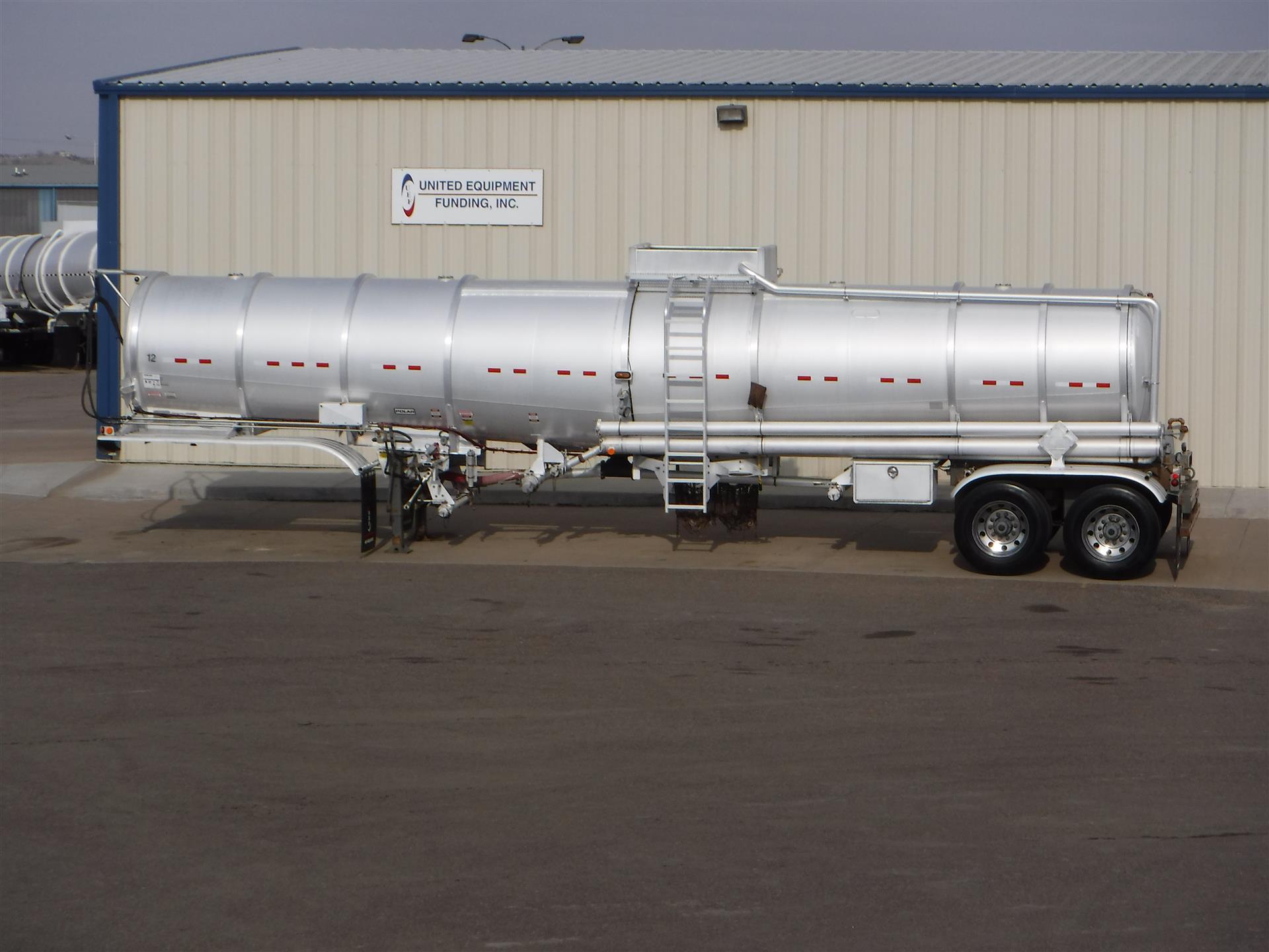 2013 Polar Crude Tanker