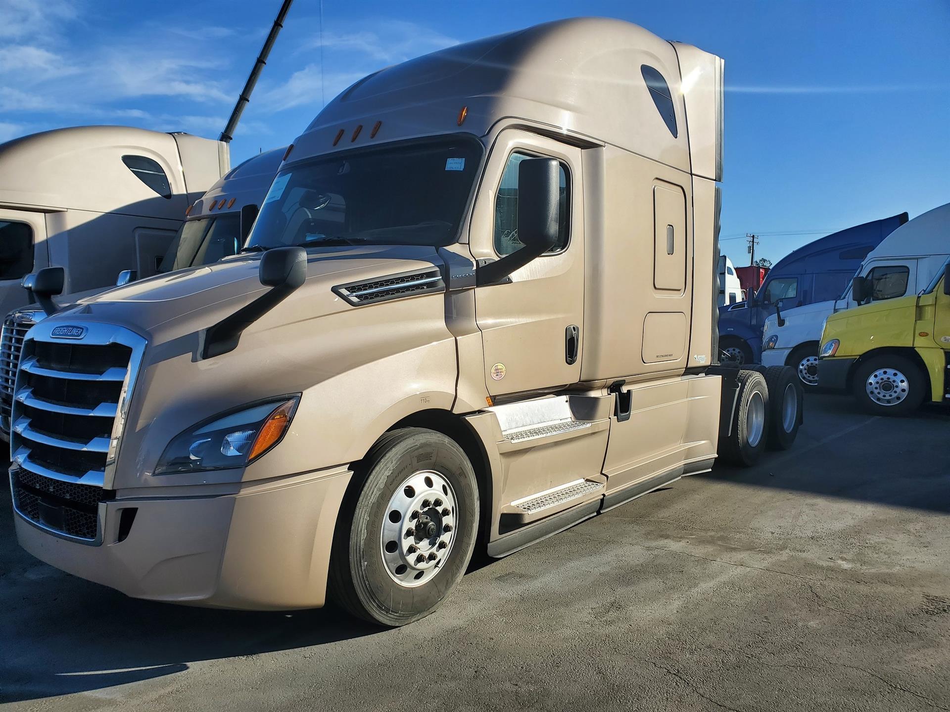 2019 Freightliner Cascadia Evolution