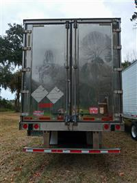 2010 Wabash REFRIGERATED VAN