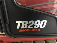 2015 Takeuchi TB290