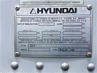 2000 Hyundai VI2530152JS