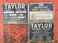 Taylor Y-12-WS