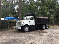 1999 International  Dump Truck SYZ318C-8R
