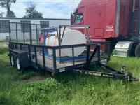 2011 Imperial Trailer Corp. Utility Trailer