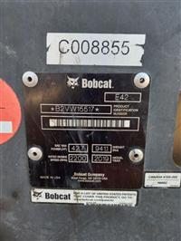 2019 Bobcat E42