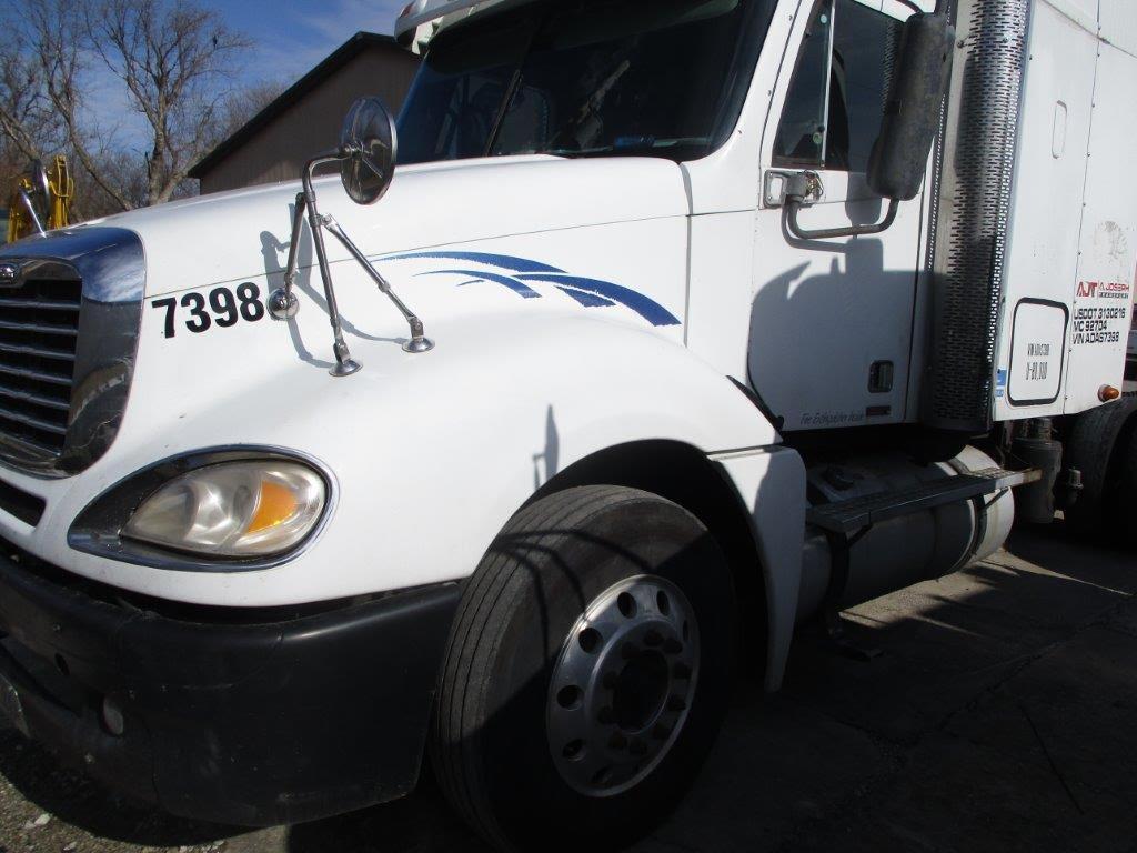 2010 Freightliner