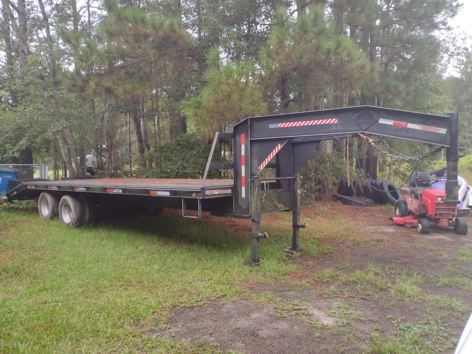 2014 CTS TRAILER 8 X 25 GN