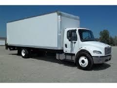 2017 Freightliner M2 106 Box Van Truck