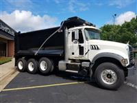 Used 2017 Mack GRANITE GU713 for Sale