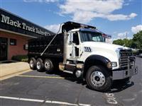 Used 2016 Mack GRANITE GU713 for Sale