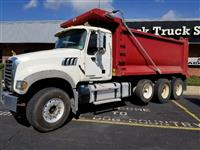 Used 2013 Mack GRANITE GU713 for Sale