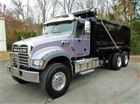 New 2019 Mack Granite GR64F for Sale