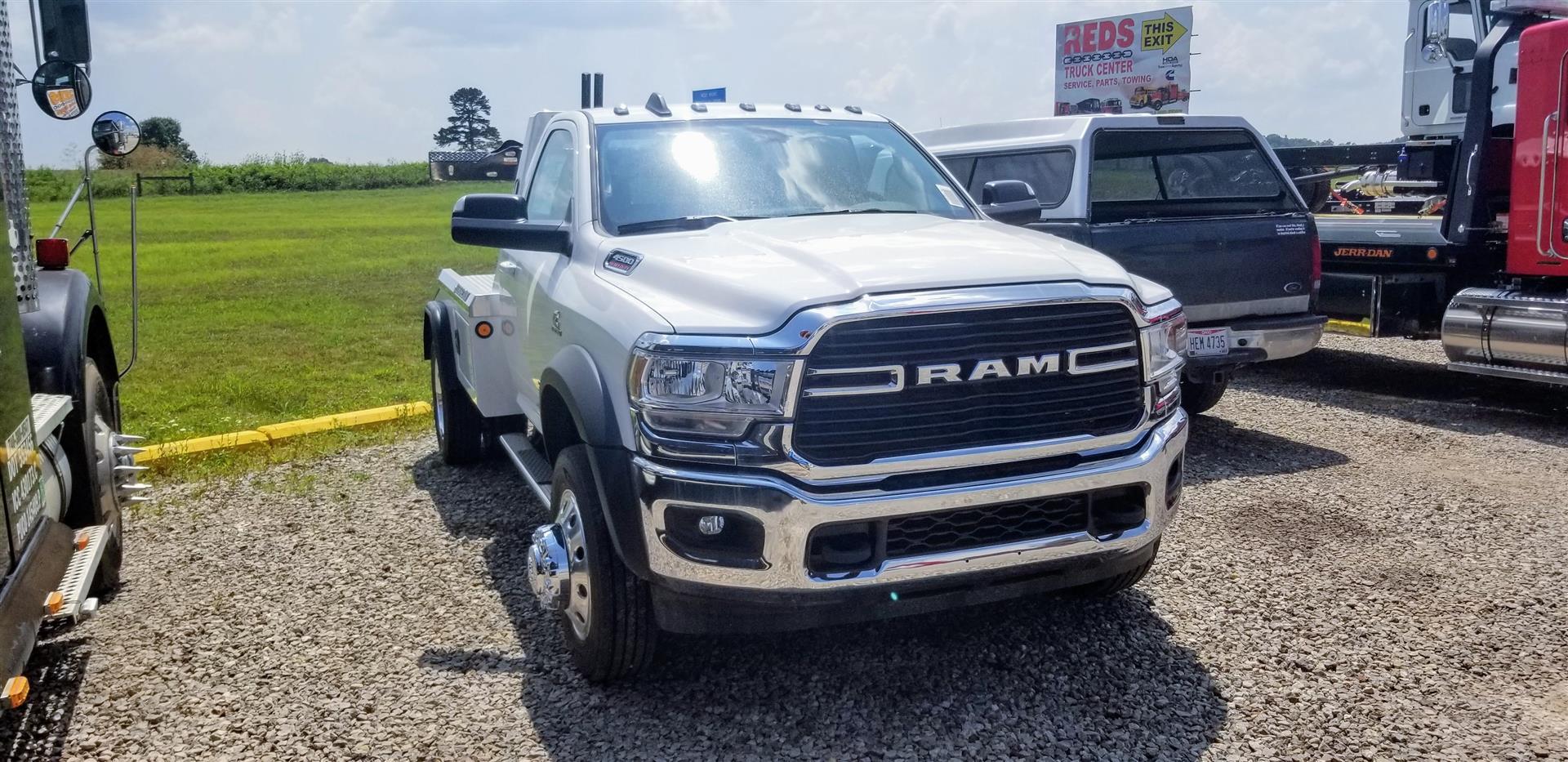 2020 Dodge 4500