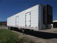 Used 1990 Utility Reefer for Sale
