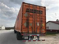 2014 CIMC Container for Sale