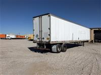 Used 2001 Fruehauf Van for Sale