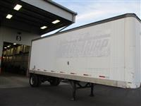 Used 1987 Fruehauf Pup Van for Sale