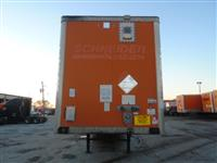 Used 2007 Wabash Van for Sale