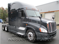 Used 2017 Freightliner Cascadia EVO for Sale