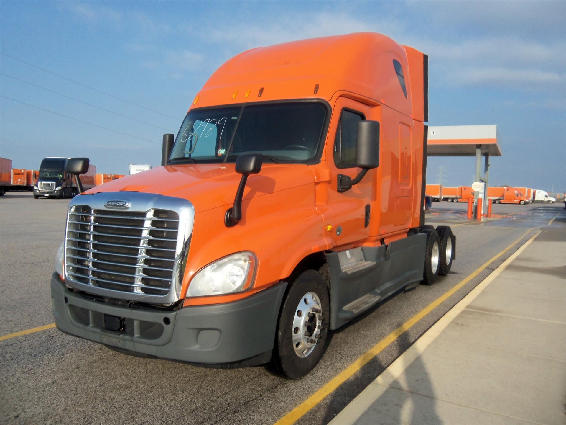 2014 Freightliner Cascadia for sale-59227088