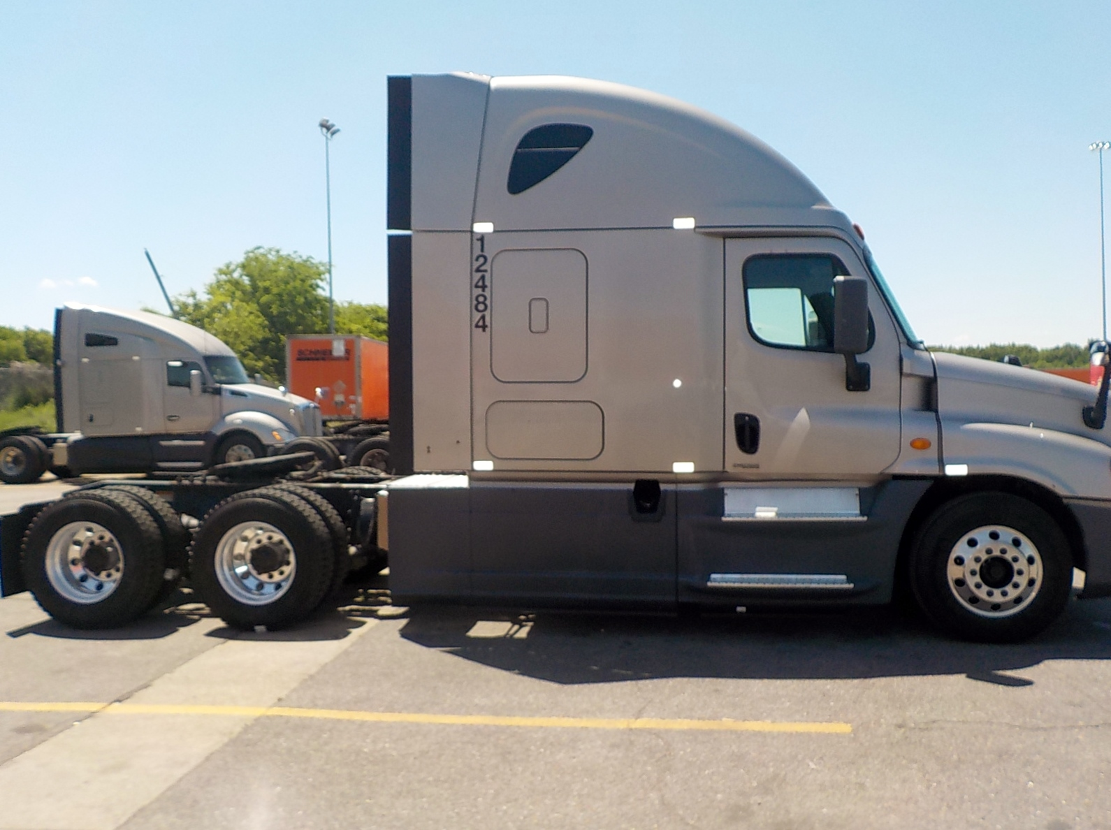 2014 Freightliner Cascadia for sale-59084822