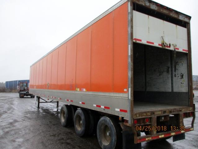 2005 Wabash Van for sale-59124054